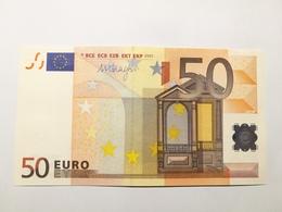 50 Euro T039C1/Z In UNC - EURO