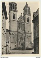 AK  Magdeburg Dom Westfassade - Magdeburg