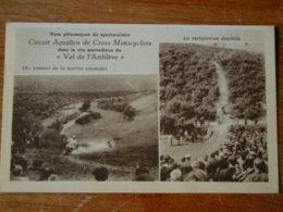 CP AYWAILLE MOTO CROSS CIRCUIT DAN LE SITE DU VAL DE L'AMBLEVE - Aywaille