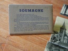 SOUMAGNE CARNET DE 10 CP N/B TTBE - Soumagne