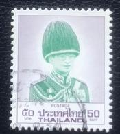 Thailand -(o)used - Ref 12 - 1988 - King Rama IX - 50 Baht - Tailandia