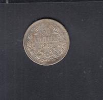 Bulgarien 50 Stotinki 1913 - Bulgarien