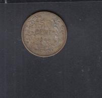 Belgien 50 Centimes 1909 - 1909-1934: Albert I.