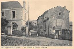 86      Celle-l'evescault         Le Nouveau & L'ancien   Presbytére - France