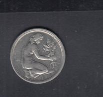 Bank Deutscher Länder 50 Pfennig J Ohne Jahreszahl - [ 6] 1949-1990: DDR