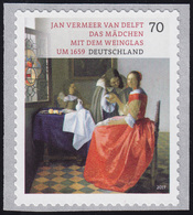 3280 Van Delft Mit GERADER Nummer ** - BRD