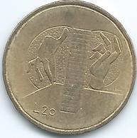 San Marino - 1976 - 20 Lire - KM55 - San Marino