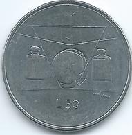 San Marino - 1976 - 50 Lire - KM56 - San Marino