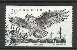 Sweden 1989 Owl Y.T. 1547 (0) - Oblitérés