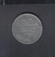 Norwegen 50 Öre 1942 - Norwegen