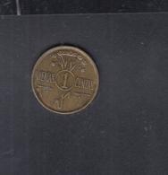 Litauen 1 Cent 1925 - Litauen