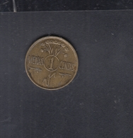 Litauen 1 Cent 1925 - Lithuania