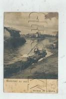 Ikopa (Madagascar) : Transport Du Riz En 1950 (animé) ETAT PF. - Madagascar