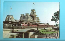 ETAT-UNIS----Walt Disney World--steam Railroad---( Trains )--voir 2 Scans - Disneyworld