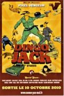 EDITIONS MEME PAS MAL - Dingo Jack Stories - PIXEL VENGEUR, GORE, HUMOUR - CPM TBon Etat (voir Scan) - Bandes Dessinées