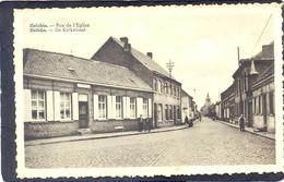 HELKIJN- De Kerkstraat - HELCIN - Rue De  L'Eglise - Spiere-Helkijn