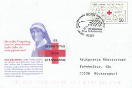 Rotes Kreuz - Rettung - Pflege - Betreuung - 53113 Bonn - Elsa Brändström - Helikopter Rettungshund Rettungsboot - Croix-Rouge