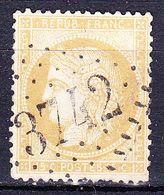 France-Yv 59, GC 3742 St Mards-en-Othe (9) - Marcophilie (Timbres Détachés)