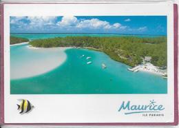 MAURITIUS  - Ile Aux Cerfs - Mauritius