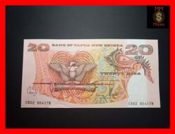 PAPUA NEW GUINEA 20 Kina 2002  P. 10 E  UNC - Papua New Guinea