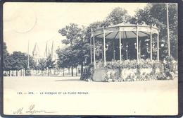 123 SPA -   Le Kiosque Et La Place Royale - Spa