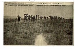 CPA - Carte Postale - Est Africain Allemand-Echelon De Munitions D'une Colonne En Marche VM16318 - Rwanda