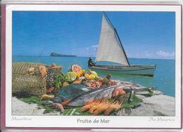 MAURITIUS  -  Fruits De Mer - Mauritius