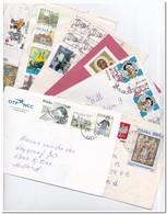 Polen, 7 Letters - 1944-.... Republic