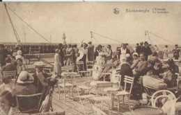 Blankenberge - Blankenberghe -  L'Estacade - De Havendam - Circulé En 1934 - Animée - TBE - Blankenberge
