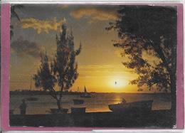 ILE MAURICE  Crépuscule Sur Grand Baie - Mauritius