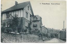 TROIS-PONTS : Route De Brume - Trois-Ponts