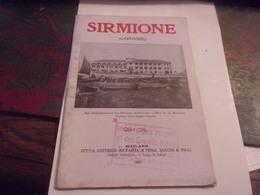 EN ALLEMAN ITALIE  SIRMIONE 1909 GARDASEE - Italie