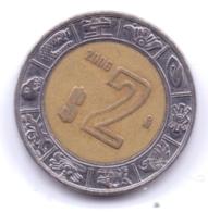 MEXICO 2006: 2 Pesos, KM 604 - Mexico