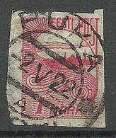 ESTLAND Estonia 1922 O PUKA Auf Michel 27 - Estland