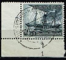DR 1937,Michel# 652, 657, 658 O - Deutschland