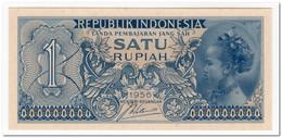 INDONESIA,1 RUPIAH,1956,P.74,UNC - Indonesien