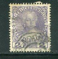 AUTRICHE- Y&T N°102- Oblitéré - 1850-1918 Imperium