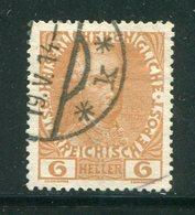 AUTRICHE- Y&T N°105- Oblitéré - 1850-1918 Imperium