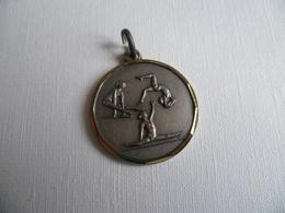 Médaille Sport Gym Femme - Gymnastiek