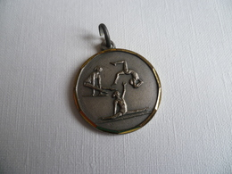 Médaille Sport Gym Femme - Gymnastique