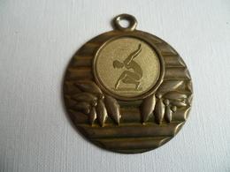 Médaille Sport Gym - Gymnastiek