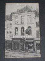MECHELEN - Beschieting Huis Arthur Spruyt 1914 IJzerenleen - Uitg. Steemans - Malines