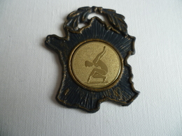Médaille Sport Gym France - Gymnastik