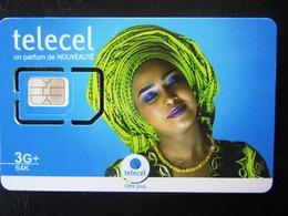 SIM   GSM     RARE TELECEL MALI   MINT - Mali