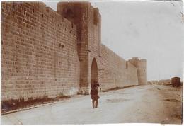 Photo 1930 Environs 30 Aigues Mortes La Camargue - Photos