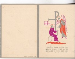 P. VAN NOOTEN °OETINGEN 1877 +SCHALKHOVEN 1959 (S.DE DOBBELEER) - Devotion Images