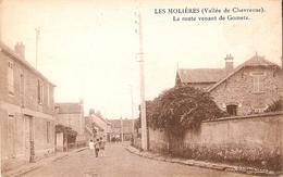 Les Molières : La Route Venant De Gometz - Altri Comuni