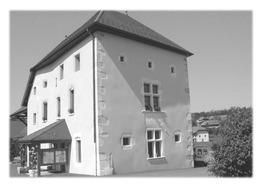 MONTAGNY-LES-LANCHES - Mairie - Autres Communes