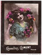Image Vignette Cigarettes CLIMENT ALGER MEGOME - Climent