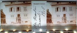 CARANTEC VILLA KER-MARTIN FINISTERE 1916 BRETAGNE PLAQUE DE VERRE PHOTOGRAPHIE STEREOSCOPIQUE VERASCOPE RICHARD - Carantec